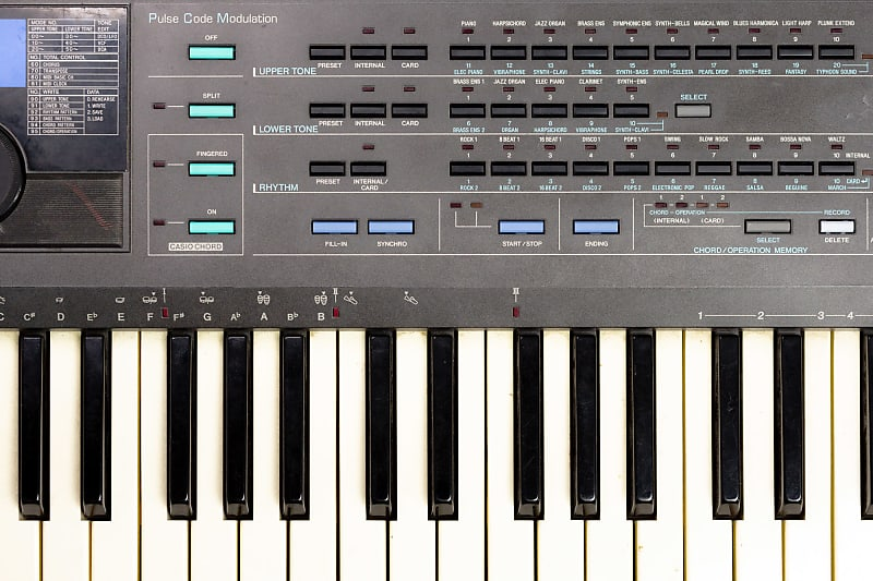 casio ht 3000 sd spectrum dynamic wavetable ish synth with reverb. Black Bedroom Furniture Sets. Home Design Ideas