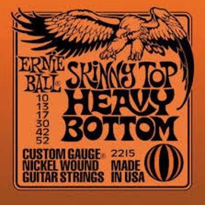 Ernie Ball 2215 Nickel Skinny Top/Heavy Bottom Electric Guitar Strings