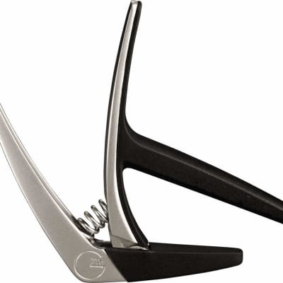 G7th Nashville Steel String Guitar Capo Silver