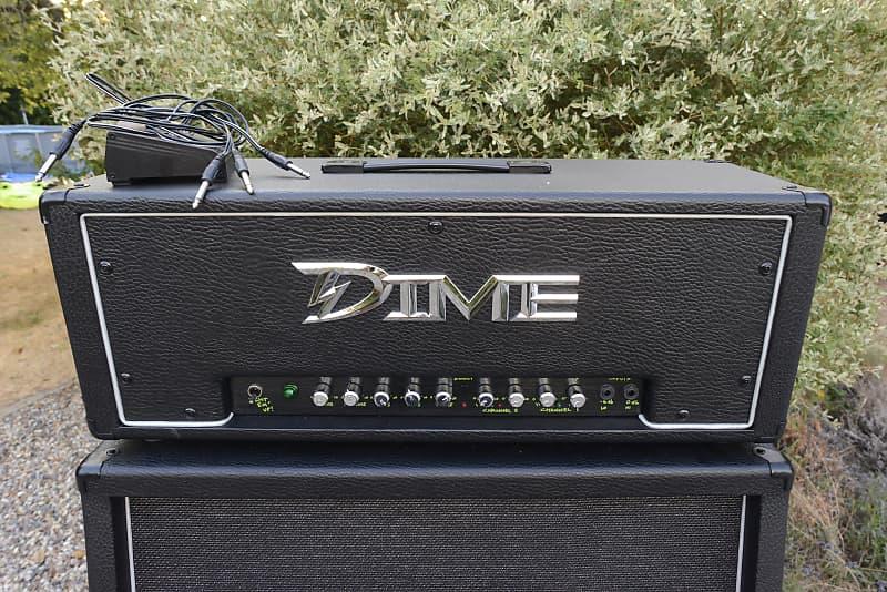 new dimebag darrell pantera signature dime d100 guitar amp reverb. Black Bedroom Furniture Sets. Home Design Ideas