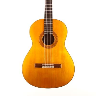 Andres Dominguez flamenco guitar 1977 - amazing and full old world sound! for sale