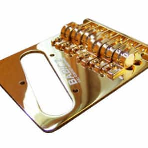 Babicz Full Contact Hardware Tele Bridge Gold for sale