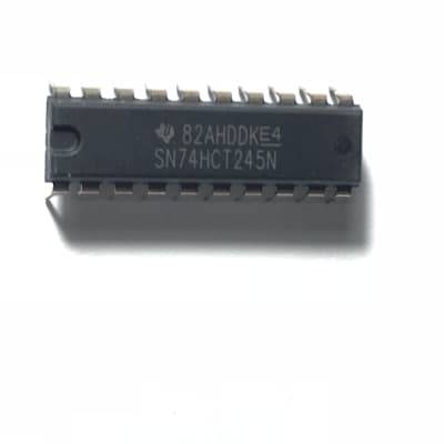 Texas Instruments SN74HCT245N 74HCT245 Octal Bus Transceivers With 3-State Outputs (Pack of 10)