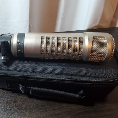 Electro-Voice RE27N/D Cardioid Dynamic Microphone *MINT Condition*