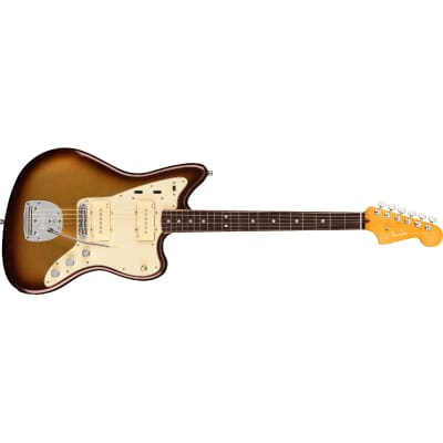 Fender American Ultra Jazzmaster - Rosewood, Mocha Burst for sale