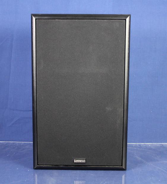 Cambridge SoundWorks Henry Kloss Model 6 Six Bookshelf Speaker