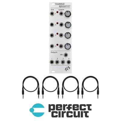 ALM Busy Circuits Tangle Quartet Quad VCA Mixer image