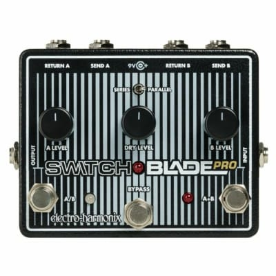 Electro Harmonix Switchblade Pro Deluxe Switcher Pedal for sale