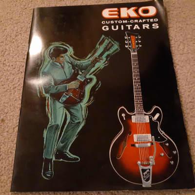 Eko Catalog 1966