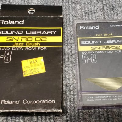Roland SN-R8-02 Jazz Brush