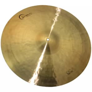 """Dream Cymbals 18"""" Vintage Bliss Series Crash/Ride Cymbal"""