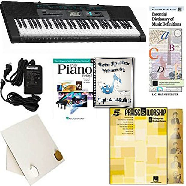 Homeschool Music - Piano Pack Bundle (Praise & Worship) – W/All Learning  Essentials