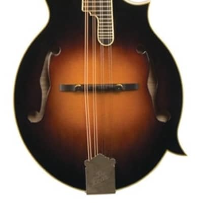 THE LOAR SUPREME ALL SOLID WOOD F-STYLE MANDOLIN WITH CASE