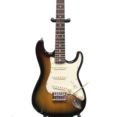 Oscar Schmidt by Washburn 3/4  Size Electric Guitar, Tremelo, Tobacco Sunburst OS-30-TS for sale