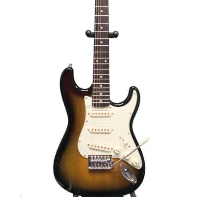 Oscar Schmidt by Washburn 3/4  Size Electric Guitar, Tremelo, Tobacco Sunburst OS-30-TS for sale