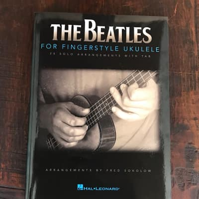 Hal Leonard  The Beatles for Fingerstyle Ukulele