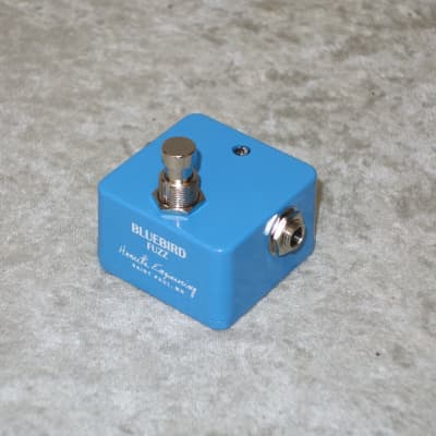 NEW! Henretta Engineering Bluebird Fuzz blue bird pedal