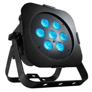 American DJ ULT799 Ultra Go Par 7X RGB Battery-Powered LED Light