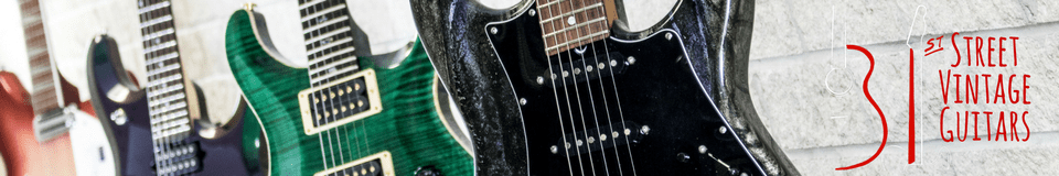 31st Street Vintage Guitars