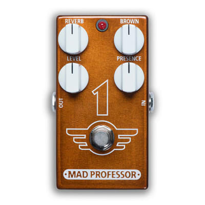 MAD PROFESSOR 1-PEDAL for sale