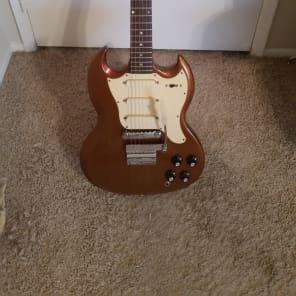 Gibson Melody Maker III Sparkling Burgundy 1968