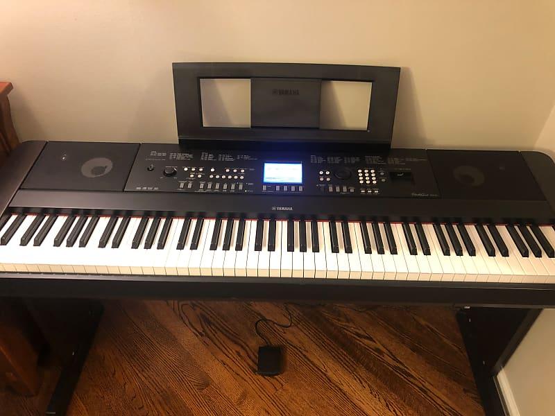 Yamaha Dgx 650 Digital Piano Bruces Gear Depot Reverb