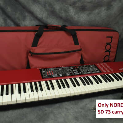 Clavia Nord Carry Bag for 73 keys - Nord Electro / Nord Stage
