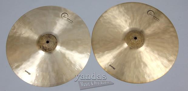 dream cymbals energy hi hat cymbals 16 inch reverb. Black Bedroom Furniture Sets. Home Design Ideas