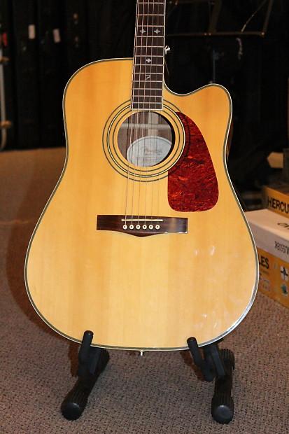 fender dg 41sce acoustic guitar w case used reverb. Black Bedroom Furniture Sets. Home Design Ideas