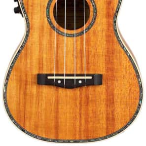Mitchell MU100CE Acoustic-Electric Concert Ukulele for sale