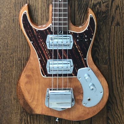 1960's Kingston MIJ Short Scale Electric Bass (Teisco/Norma/Silvertone/Hy-Lo/Heit) for sale
