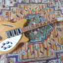 1980 Rickenbacker 370  Mapleglo 6 string