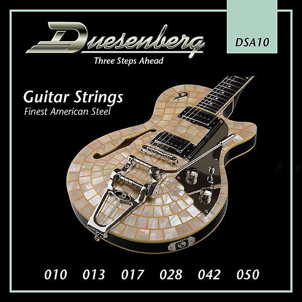 duesenberg electric guitar strings dsa1050 10 50 nickel wound reverb. Black Bedroom Furniture Sets. Home Design Ideas