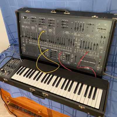 Arp 2600P v3  w/ matched 3620 keyboard purchased early 1976