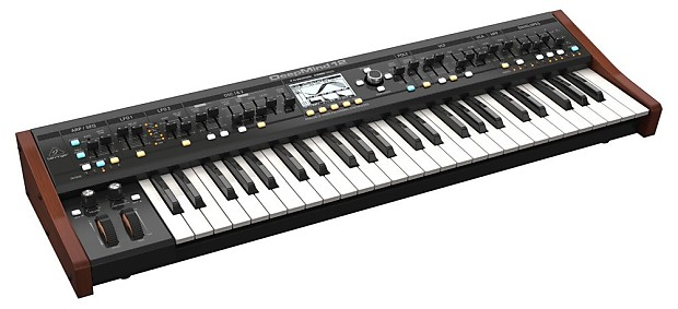 Behringer DeepMind 12 Polyphonic Analog Synthesizer | Reverb