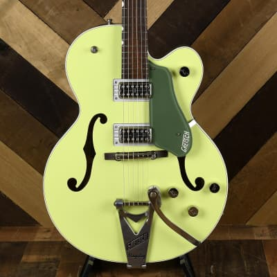 Gretsch 6118T-SGR Anniversary Green With OHSC - Used