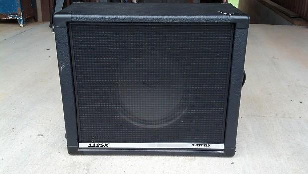 Peavey 112 Extension Cabinet Black | Reverb
