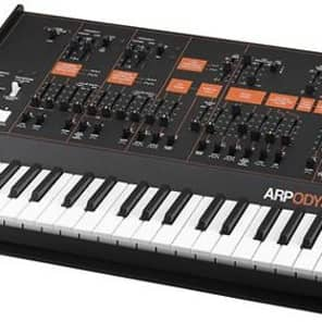 Korg ARP Odyssey Duophonic Analog Synthesizer (Used/Mint)