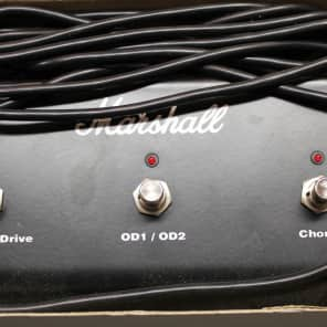 Marshall PED803 3-Button Footswitch with LEDs