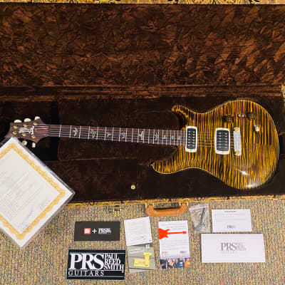 Paul Reed Smith Signature Private Stock 2011 #69/100 Tiger's Eye PRS for sale