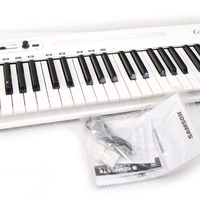 Samson Carbon 49 MIDI Controller (open box / return)