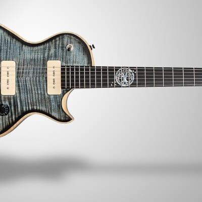 Mithans Guitars KYOTO 2019 Denim Blue 2019 for sale