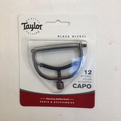 Taylor 12 string/Nylon  2020 Nickel
