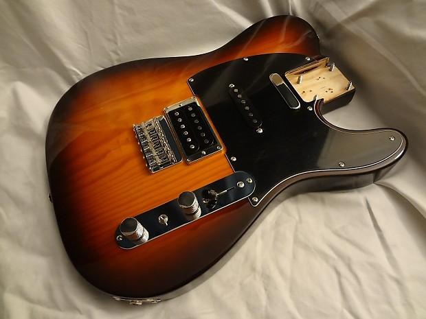 2012 Fender Modern Player Telecaster Plus Loaded Body