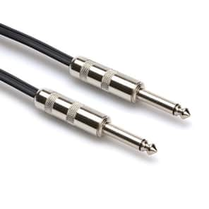 "Hosa SKZ-625 1/4"" TS Male to Same Speaker Cable - 25'"