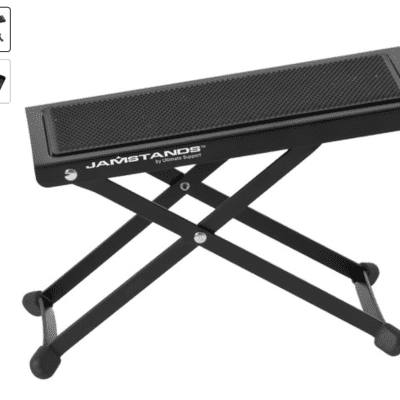 Ultimate Support JS-FT100B Guitar Footstool 16789 (Lot of 4)