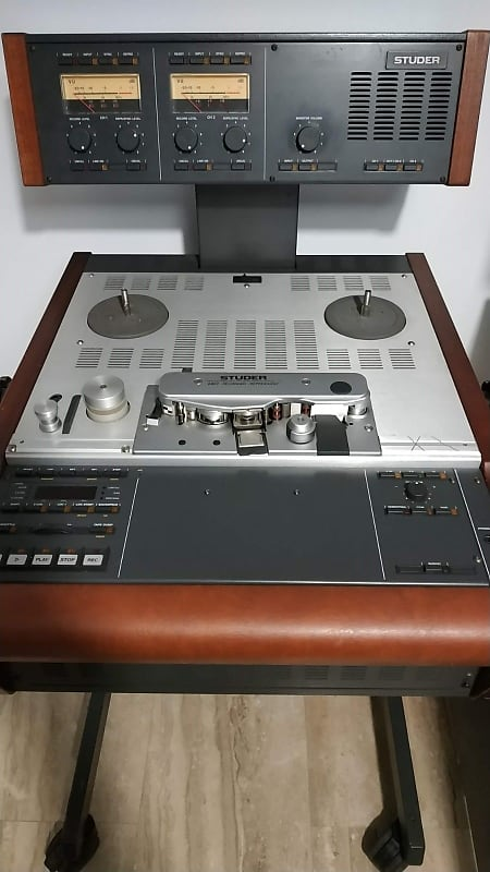Studer A807 | AudioIngenia