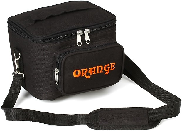 orange amps micro bag gigbag for micro terror and micro dark reverb. Black Bedroom Furniture Sets. Home Design Ideas