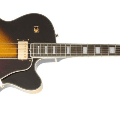 Epiphone Joe Pass Emperor II Vintage Sunburst for sale