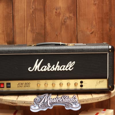 Marshall JCM 800 2015 Yellow Black